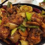 Cassolette poulet