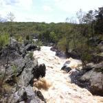 Great Falls Overlook, (Potomac River)
