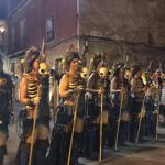 Шествие по улицам города
