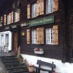 Aeschi b. Spiez - Gasthaus Sternen - exterior view