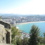Views from San Telmo (statue climb)
