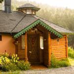 Exterior Rio Mel Lodge