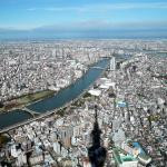 Skytree View on Tokyo