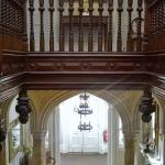 View of entrance hall