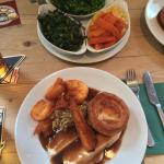 Perfect rendition of a classic pub lunch