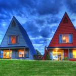 Iconic A-Frame Chalets