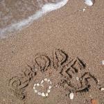 Photo de Faliraki Beach