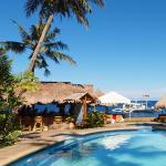 Pura Vida Beach & Dive Resort Restaurant and Bar Foto