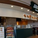 Subway Aeon Mall Hanyu