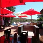 Viljoensdrift Wine Farm Deli Deck