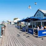Hector's Cafe on the Wharf