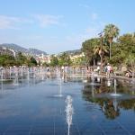 Promenade du Paillon Foto