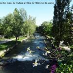 Promenade le long de l'Adour