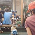 Back yard gig