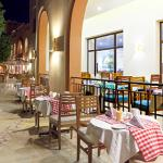 Oceana restaurant Dinner
