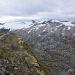 Dalsnibba Mountain Plateau Foto