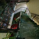 Stairs Siqua Hotel