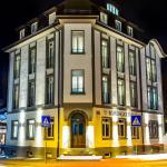 Das Hotel & Restaurant von aussen