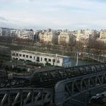 Foto de Hotel Eiffel Seine