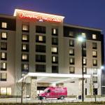 Welcome to the Hampton Inn & Suites by Hilton Saskatoon Airport