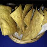 Nachos (entrante gratuito) mmmm