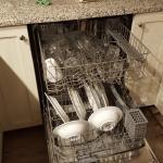 full dishwasher