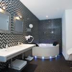 Suite Bo Studio salle de bain jaccuzzi