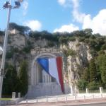 Monument aux Morts - respecting those lost in war