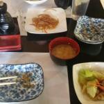 Salad &Miso