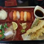 Sushi/Sashimi &Tempura