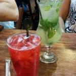 ótimos drinks