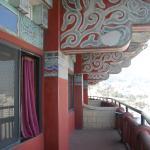 балкон и выход на него