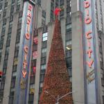 Radio City Music Hall  |  1260 6th Avenue (Avenue of the Americas), New York City