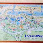 Mapa de Instalaciones Lagunamar