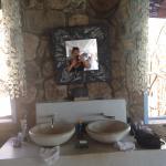 2 Waschbecken-sehr praktisch!! 😉