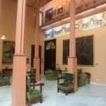 Hotel de ville de Séville - vues intérieures