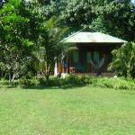Bungalow in der Gartenanlage