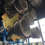base of Saturn V