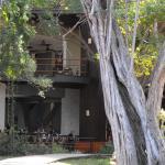 Quiet rooms with balcony