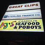 A J's Famous Seafood & Po By's Foto