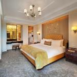 The St. Regis Suite - Bedroom
