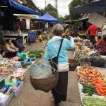 Morning market - fascinating