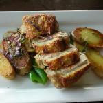 Lamb Sirloin - delicious!
