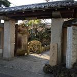 東岳寺山門