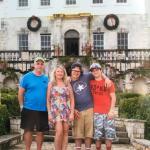 Rose Hall Plantation Home-Spooky!