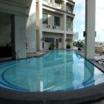 Mandarin Plaza Hotel Foto