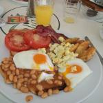 Great help yourself breakfast