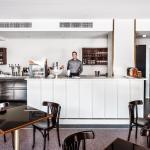 Gulasch & Champagne - Interior