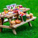 Picnic Afternoon Tea at Relish Bistro
