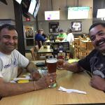 Caught up with by batch mate after 15 years at Buffalo Wild Wings!